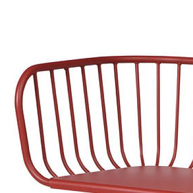 "Brusen<br /> Outdoor sofa in metal <br /> Produced by <a target=""blank"" href=""http://www.ikea.com/"">IKEA</a>."
