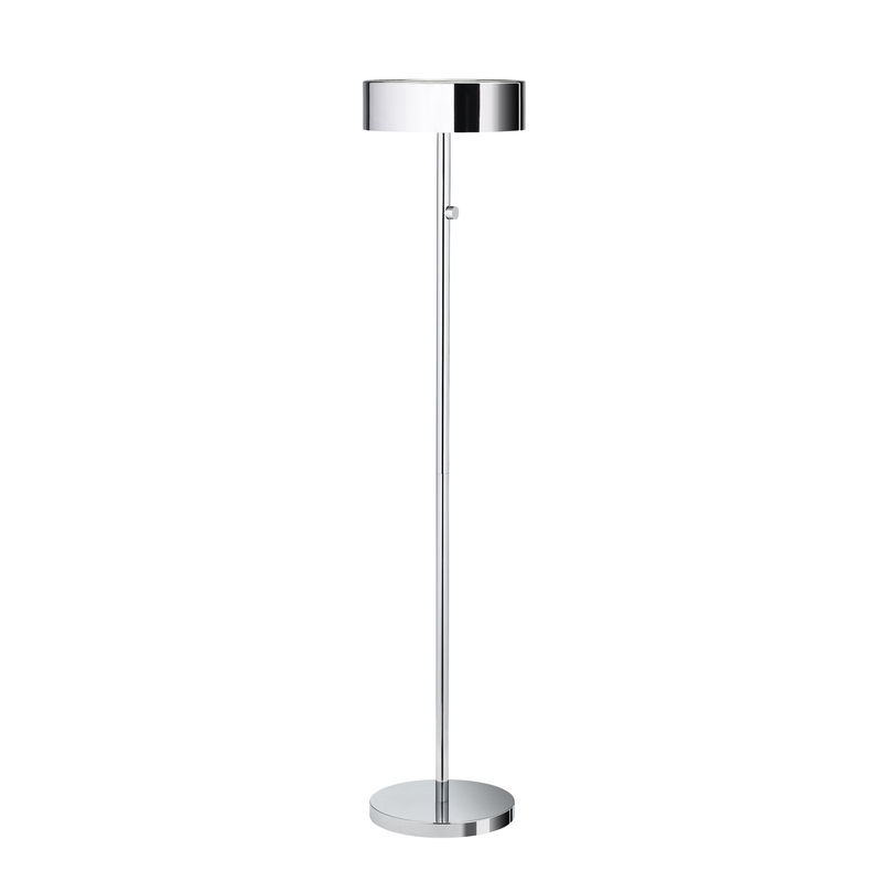 "IKEA Stockholm<br /> Floor lamp in metal and glass<br /> Produced by <a target=""blank"" href=""http://www.ikea.com/"">IKEA</a>."